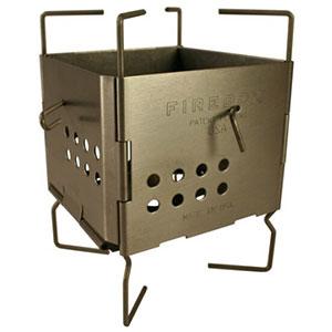 photo of a Firebox multi-fuel stove