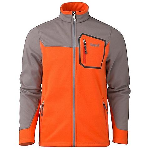photo: Marker Receptor Jacket fleece jacket