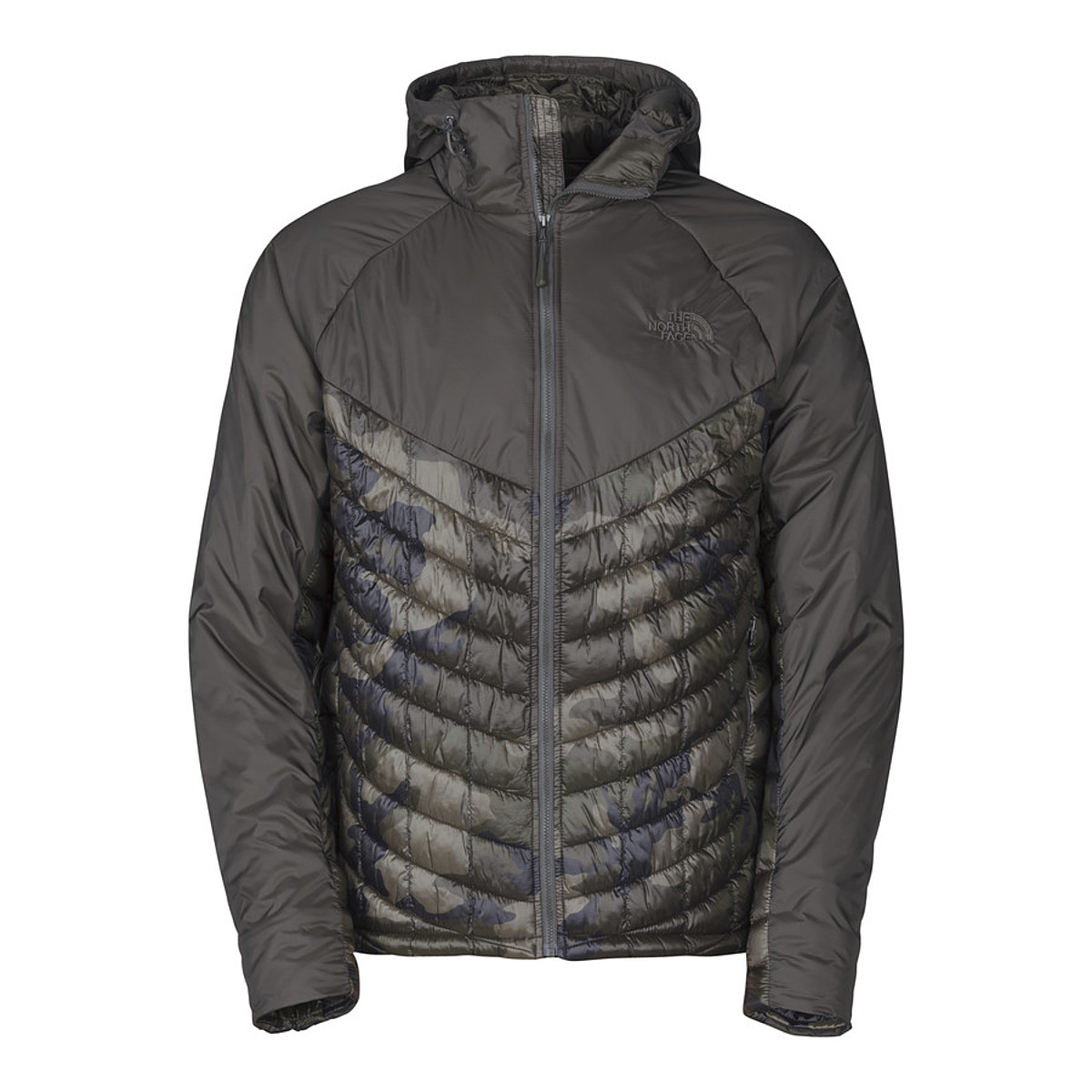 photo: The North Face Thermoball Duo Hoodie synthetic insulated jacket