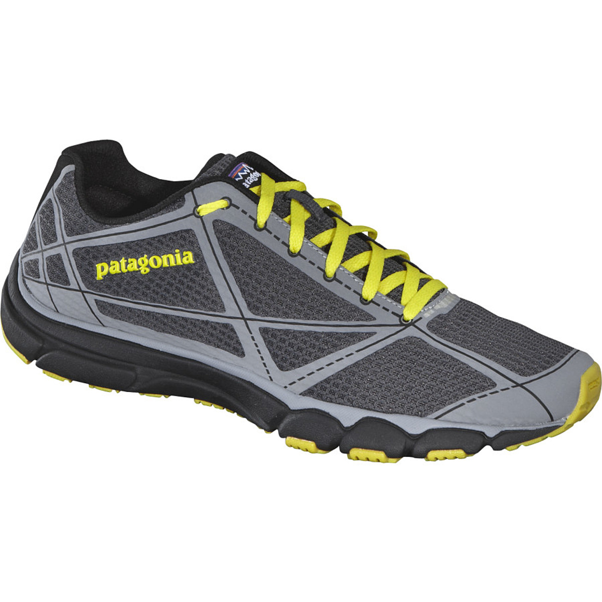 photo: Patagonia EVERlong trail running shoe