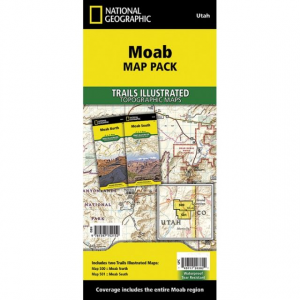 National Geographic White Mountains Map Bundle