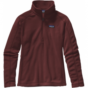 photo: Patagonia Micro D 1/4 Zip fleece top