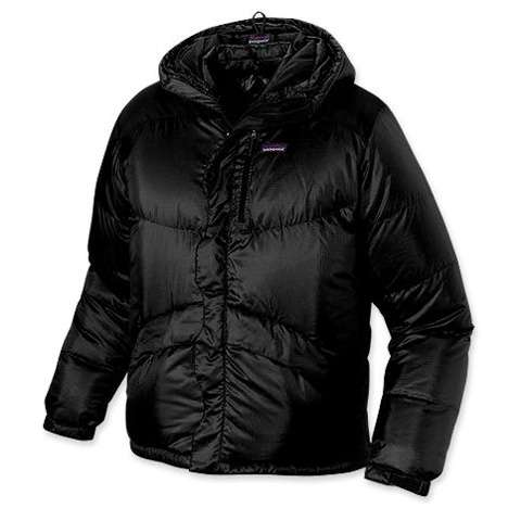 photo: Patagonia Men's Down Parka down insulated jacket