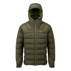 photo: Rab Axion Jacket down insulated jacket