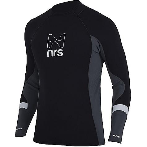 photo: NRS HydroSkin 1.5 Shirt - L/S long sleeve paddling shirt