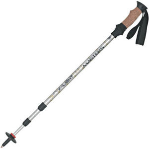 photo: Masters X-Light rigid trekking pole