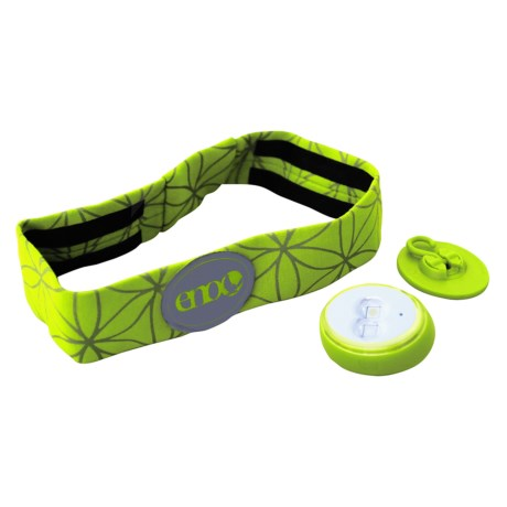 photo: Eagles Nest Outfitters Moonbeam headlamp