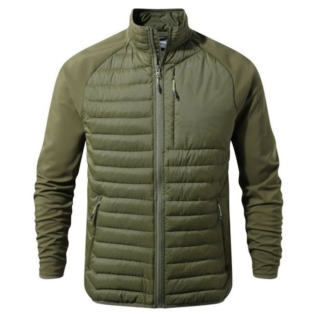 photo: Craghoppers Voyager Hybrid Jacket synthetic insulated jacket