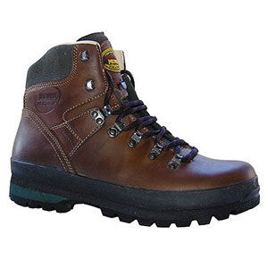 photo: Meindl Borneo Pro MFS backpacking boot