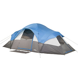 photo of a Gander Mountain three-season tent