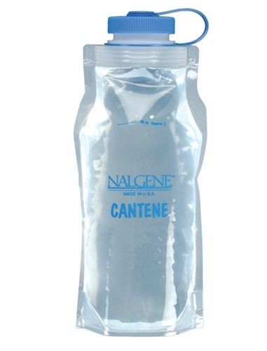 Nalgene Wide Mouth Cantene - 48 oz