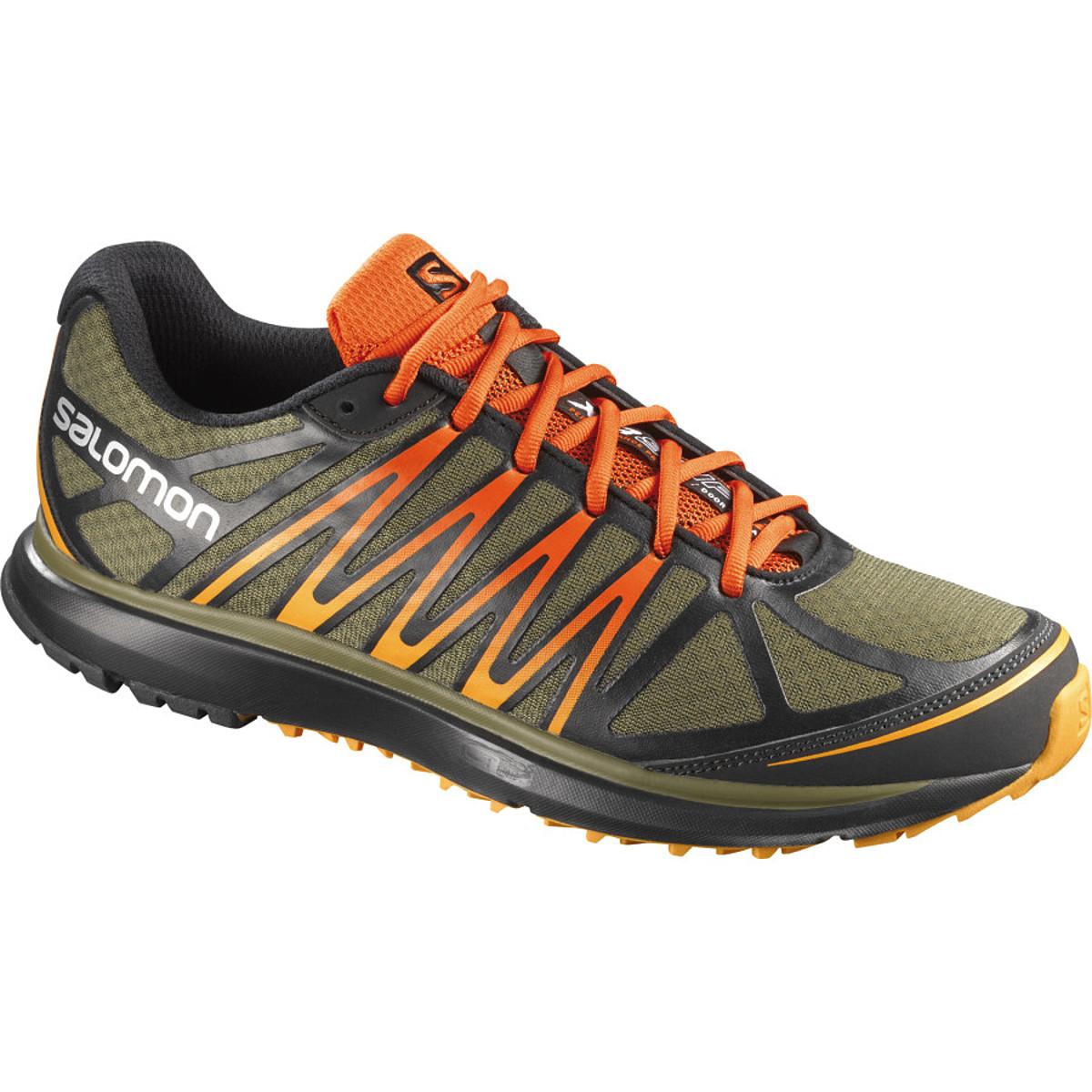 photo: Salomon Men's X-Tour trail running shoe