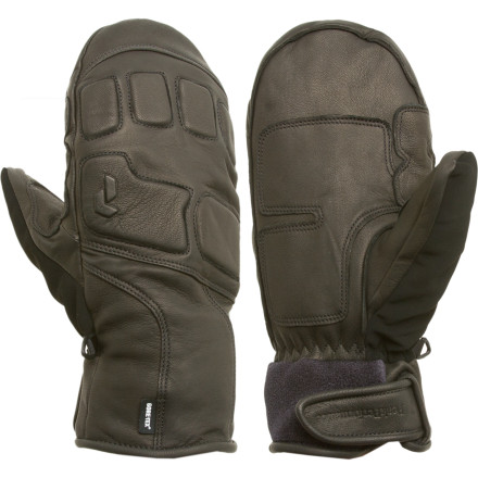 Peak Performance Heli Leather Mitten