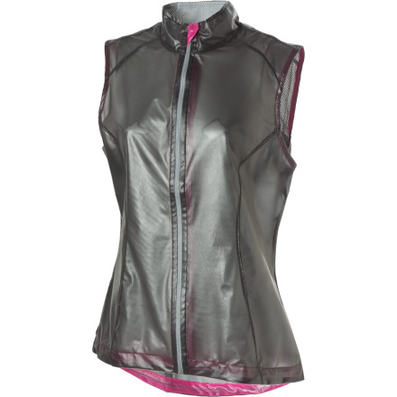 photo: Skirt Sports Breaker Vest wind shell vest