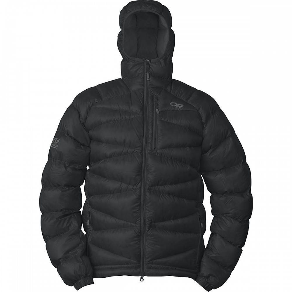 photo: Outdoor Research Incandescent Hoody down insulated jacket