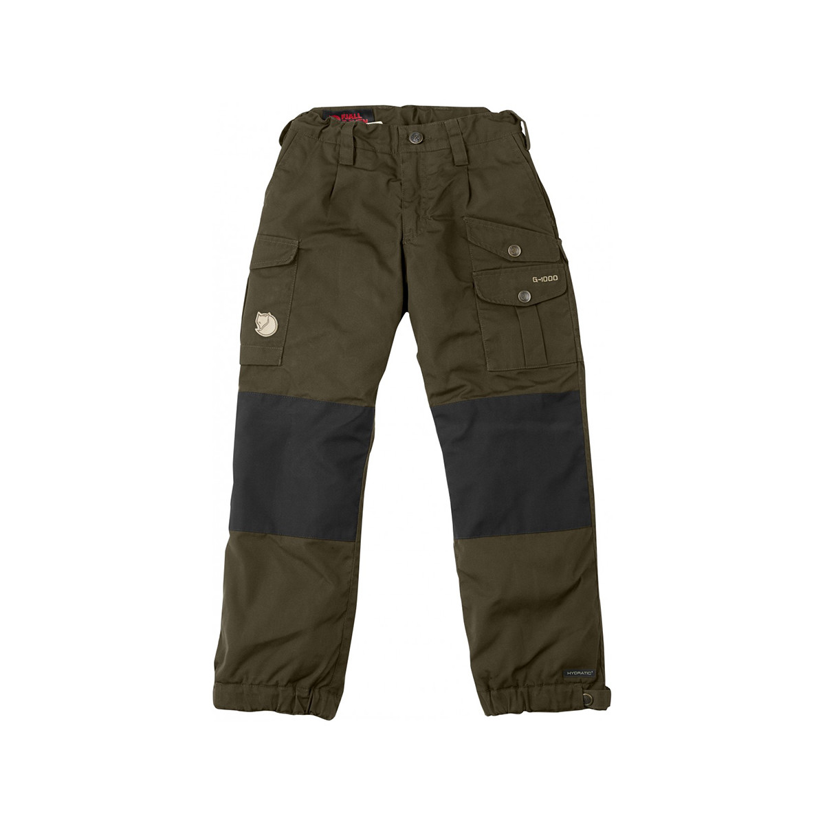 photo: Fjallraven Vidda Padded Trouser synthetic insulated pant