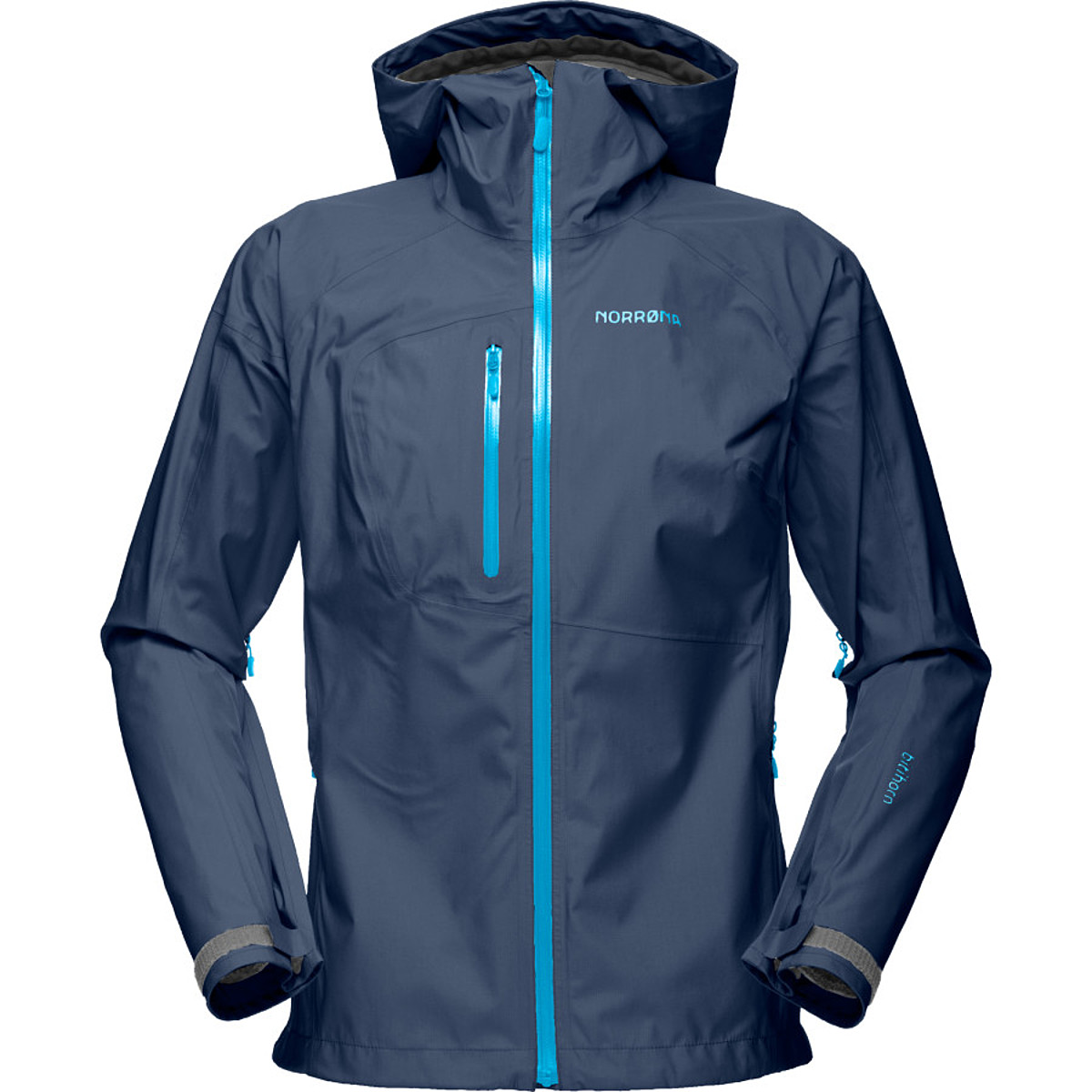 photo: Norrona Women's Bitihorn Gore-Tex Active Shell Jacket waterproof jacket