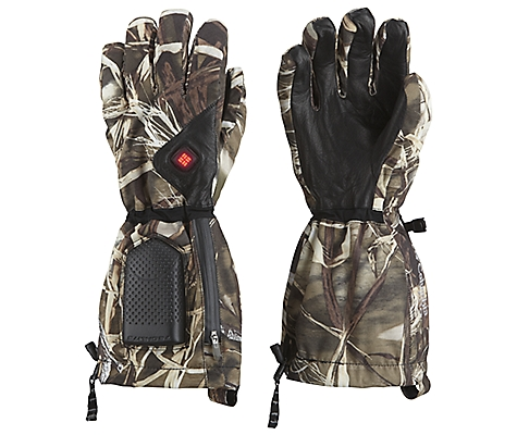 photo: Columbia Bugaglove Max Electric Camo insulated glove/mitten