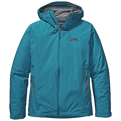 photo: Patagonia Women's Rain Shadow Jacket waterproof jacket