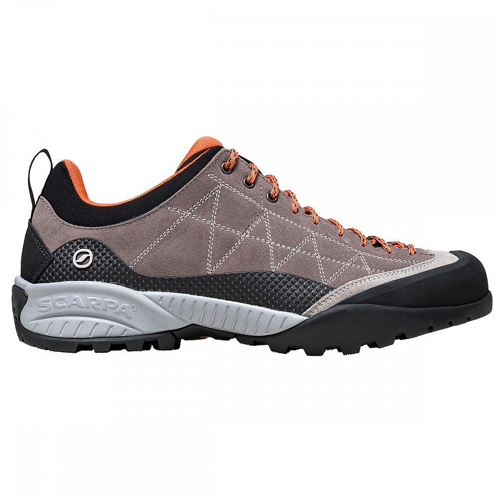 photo: Scarpa Zen Pro approach shoe