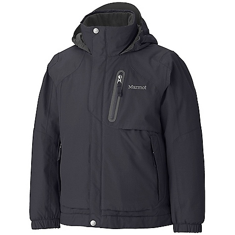 photo: Marmot Morzine Insulated Jacket snowsport jacket