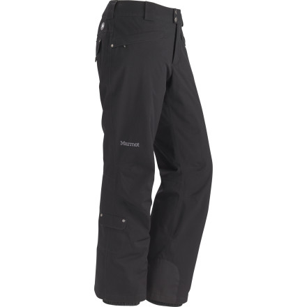 photo: Marmot Skyline Cord Pant snowsport pant