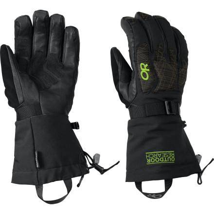 photo: Outdoor Research Men's Remote Glove insulated glove/mitten