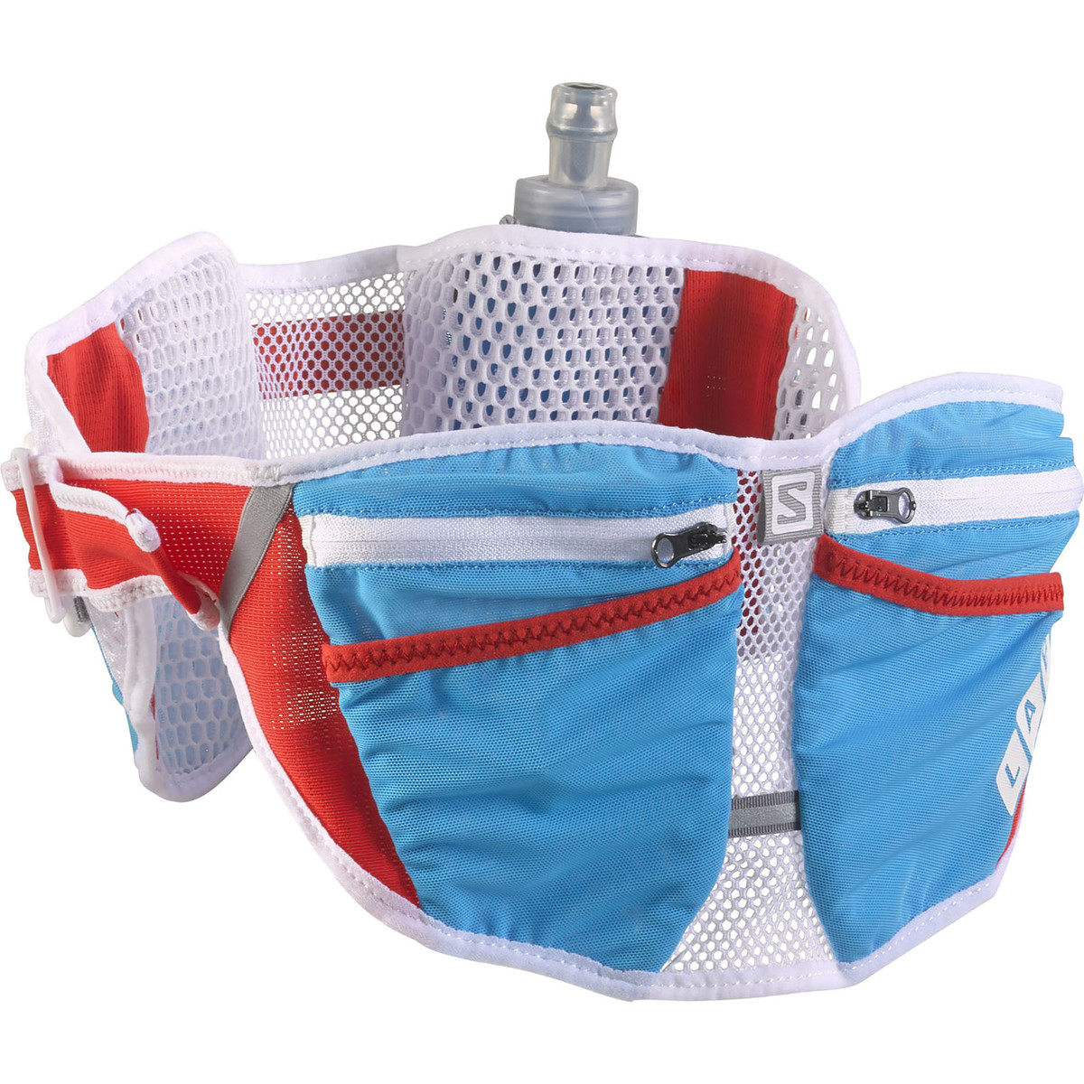 photo: Salomon Advanced Skin S-Lab Belt Set lumbar/hip pack