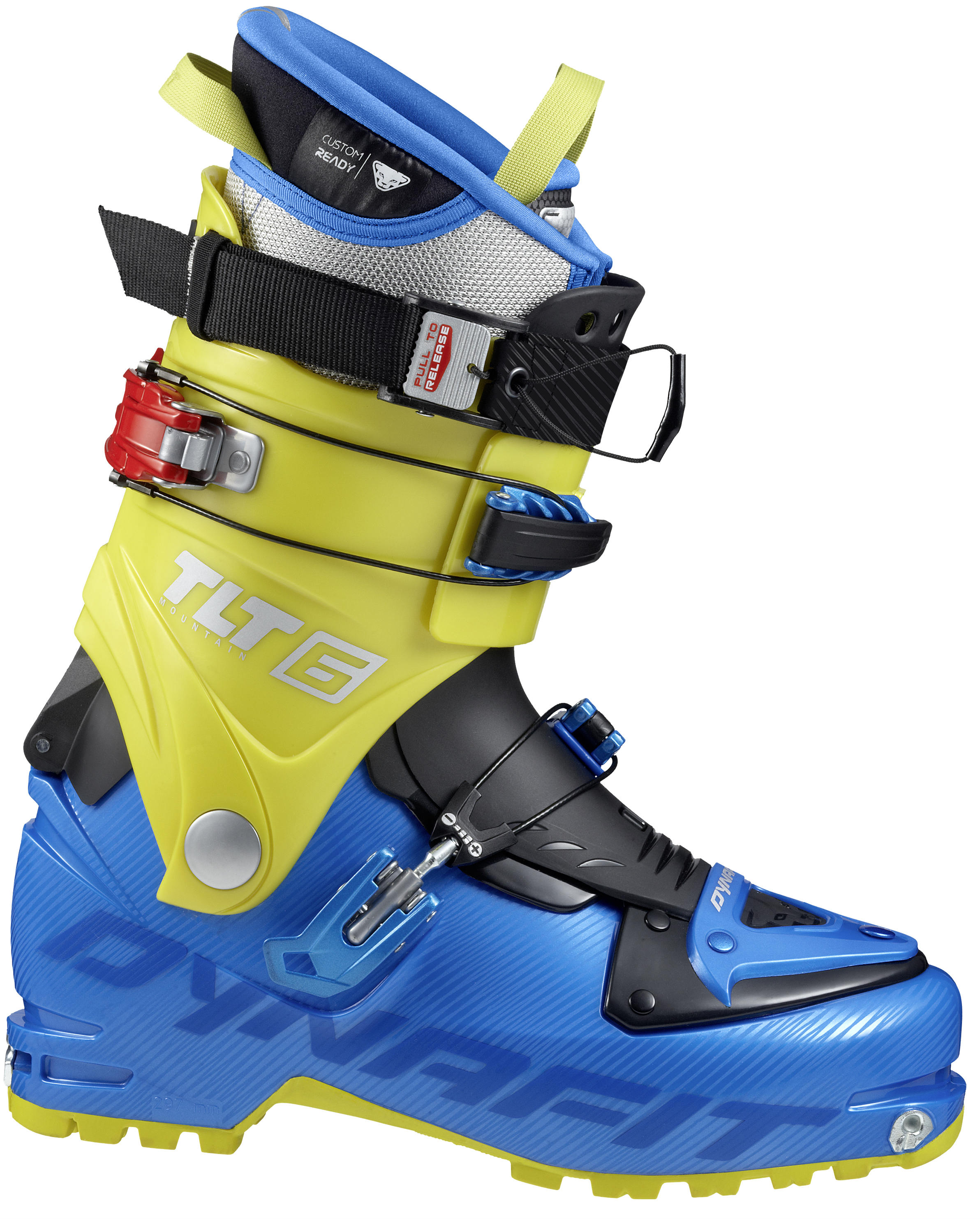 photo: Dynafit TLT 6 Mountain CR Boot alpine touring boot