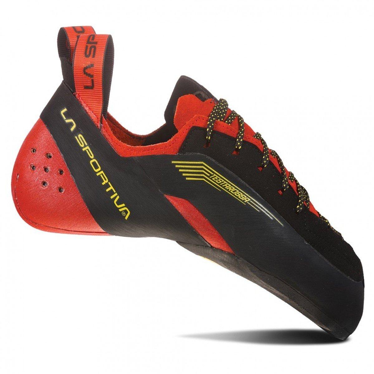 photo: La Sportiva Testarossa climbing shoe