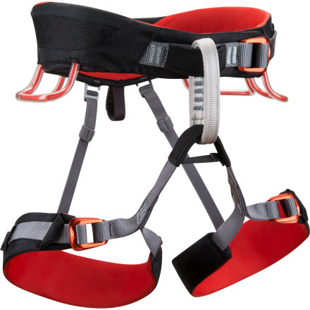 photo: Black Diamond Momentum 3S sit harness