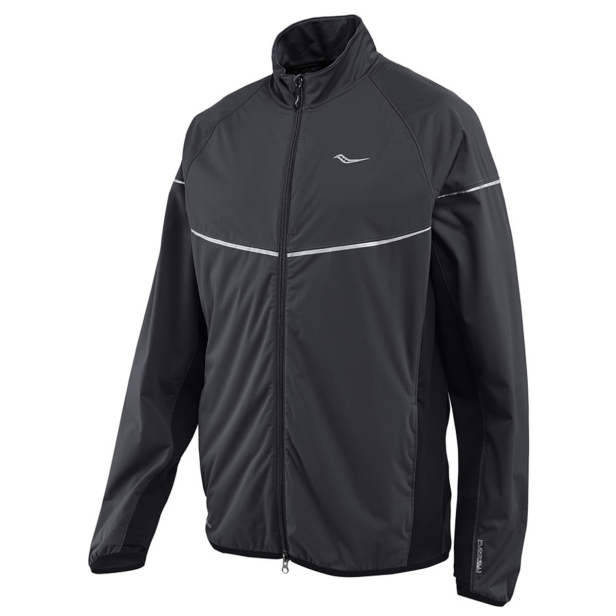 photo: Saucony Men's Nomad Jacket wind shirt