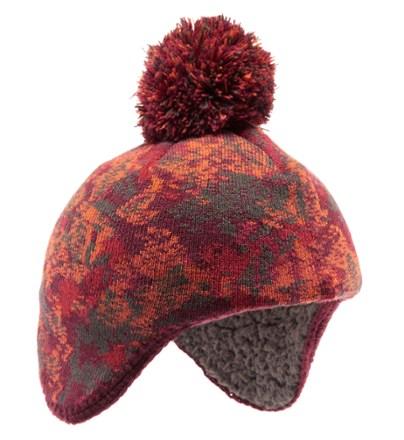 REI Chunky Rib Knit Peruvian Hat