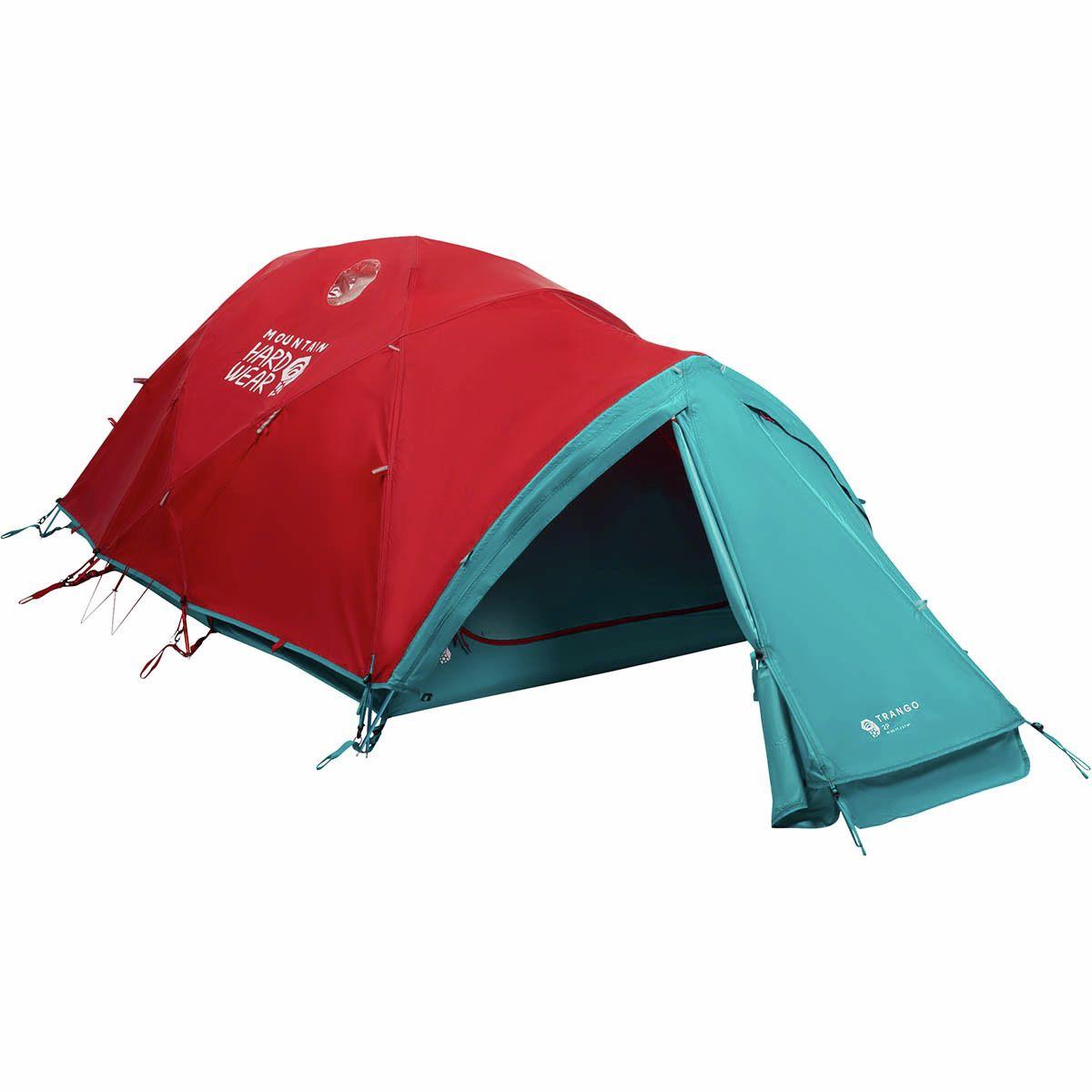 photo: Mountain Hardwear Trango 2 four-season tent