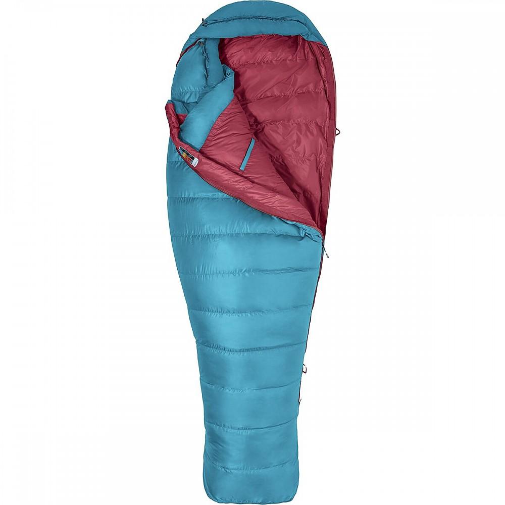 photo: Marmot Teton 15 3-season down sleeping bag