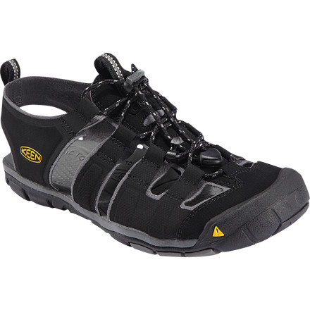 photo: Keen Men's Cascade CNX sport sandal