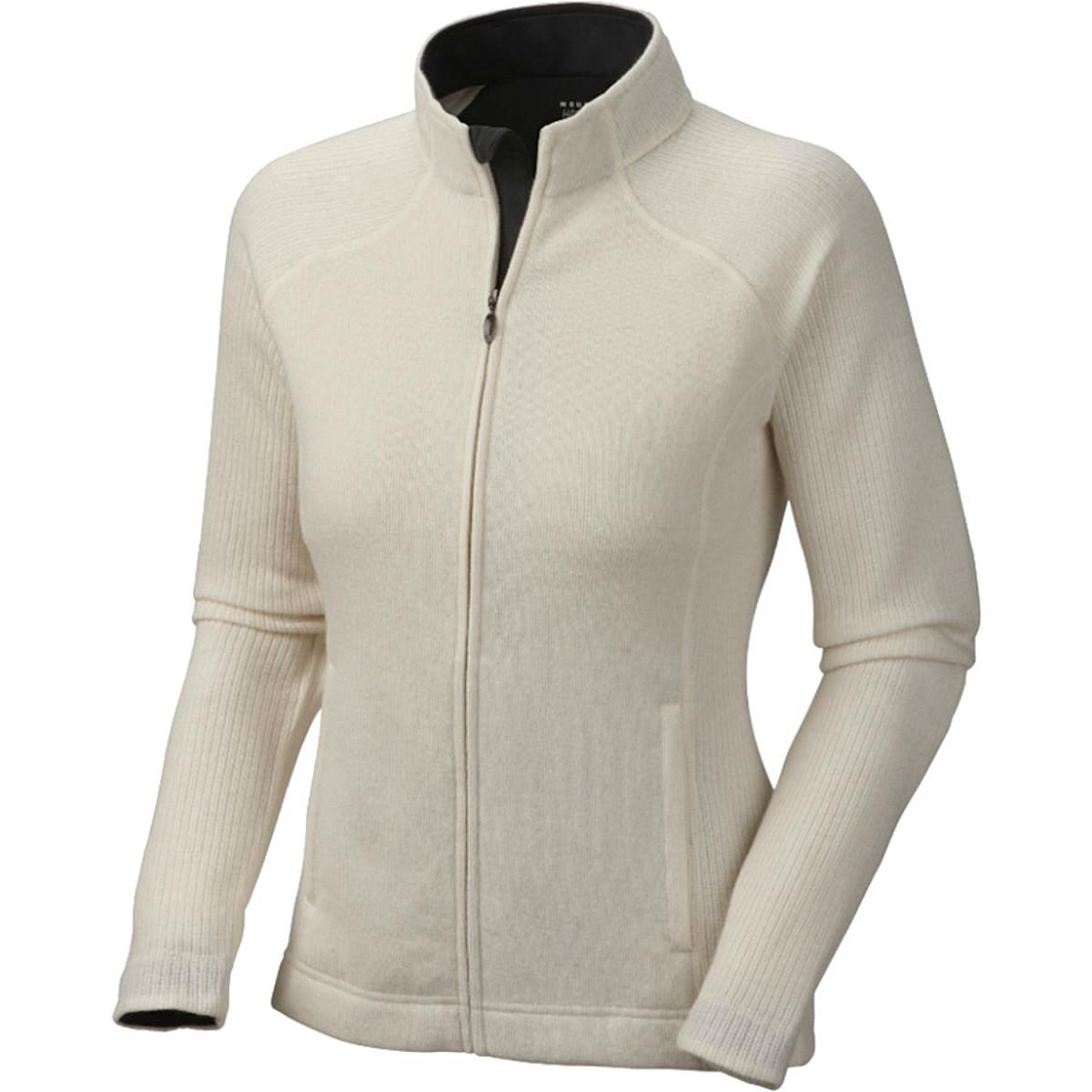 photo: Mountain Hardwear Sarafin Cardigan wool jacket