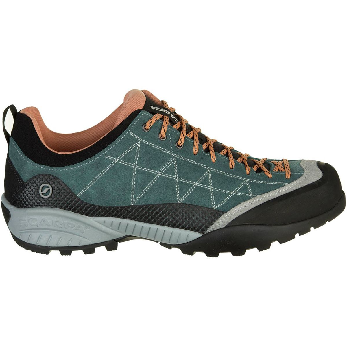 photo: Scarpa Women's Zen Pro approach shoe