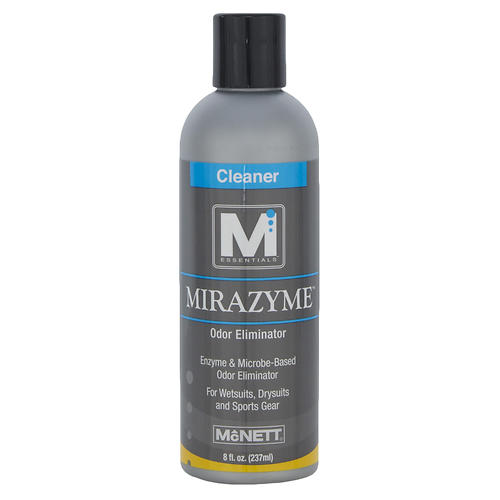 photo: McNett MiraZyme Odor Eliminator equipment cleaner/treatment
