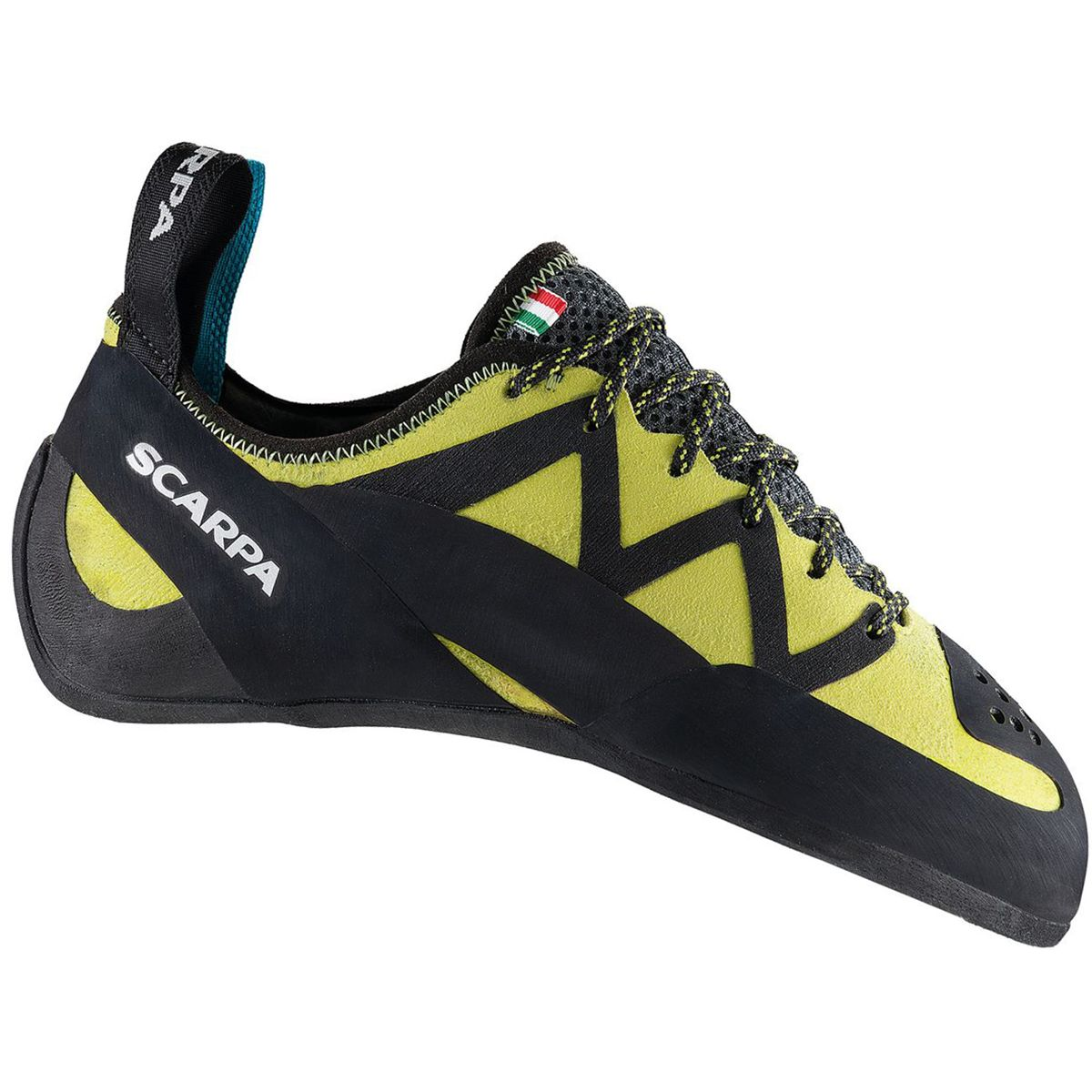 photo: Scarpa Vapor climbing shoe