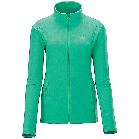 photo: Salomon Women's Panorama FZ Midlayer fleece jacket