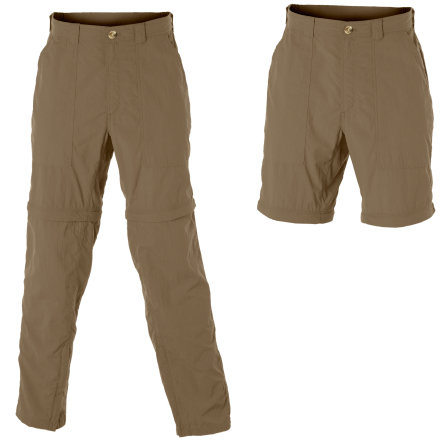photo: ExOfficio Insect Shield Convertible Pant hiking pant