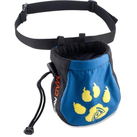 photo: Mad Rock Paws chalk bag