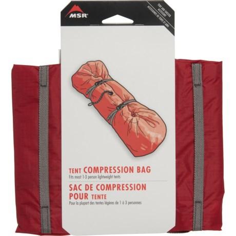 photo: MSR Tent Compression Bag tent accessory