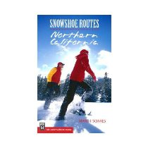 photo: The Mountaineers Books Snowshoe Routes - Northern California us pacific states guidebook
