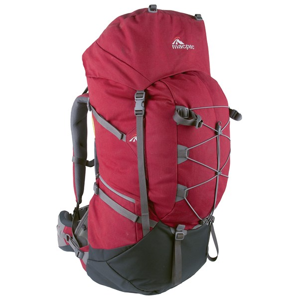 photo: Macpac Torre 80 expedition pack (70l+)