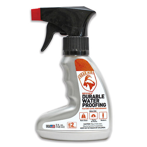 ReviveX Spray-On Water Repellent for Soft Shells