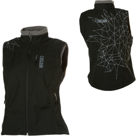 photo: CamelBak Women's ShredBak soft shell vest