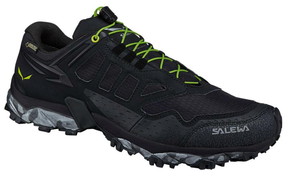 photo: Salewa Ultra Train GTX trail running shoe