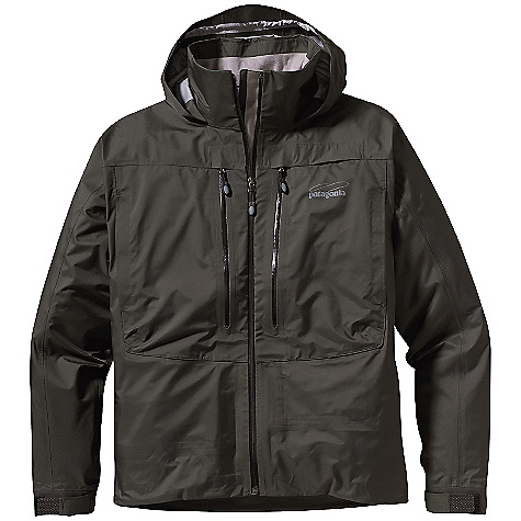 photo: Patagonia Guidewater Jacket waterproof jacket